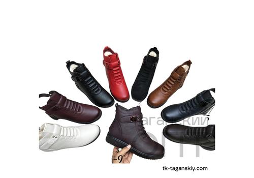 Ботинки зимние женские, image 1